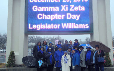 Gamma Xi Zeta Chapter Day