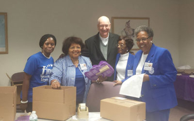 March of Dimes partners with Gamma Xi Zeta